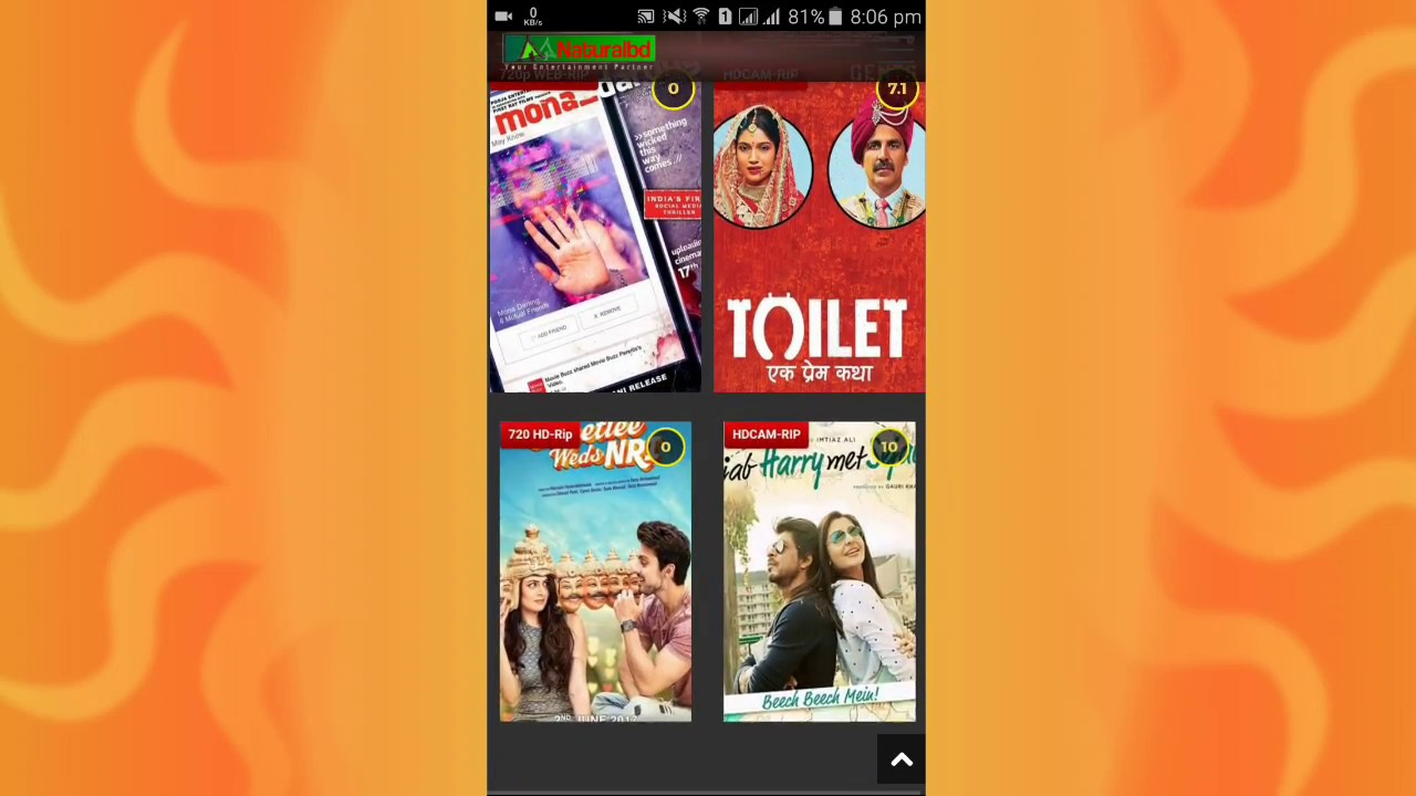 how to download any full movie for free in android hollywood,bollywood  |jahid ibna ali|naturalbd com