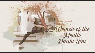Cheryl W   Woman of the Month   Dawn Sim
