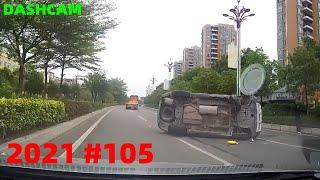 Car Crash Dash Cam Caught Road Rage Bad Driver Brake Check Driving Fails Compilation 105