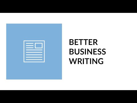 Better Business Writing - with Andreas Louizou