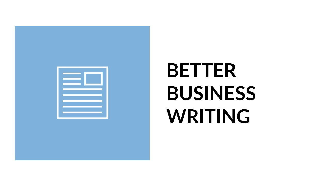 free business writing courses for professionals