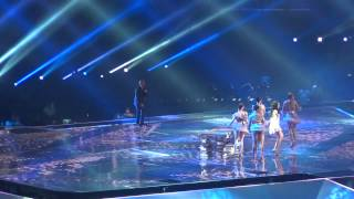First dress rehearsal Cyprus: Ivi Adamou - La la love