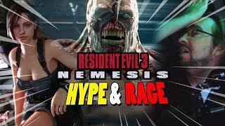 RESIDENT EVIL 3 - NEMESIS: Hype & Rage Compilation