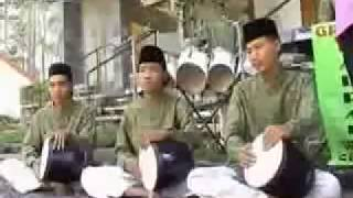 SHOLAWAT ISLAM KTP WALI SONGO SRAGEN