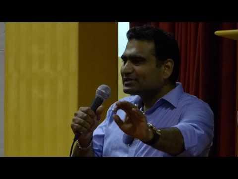 JIRS MOTIVATIONAL TALK BY A BUSINESS ICON- Mr. Rajesh Kalyan -( M.D  Kalyan Jewelers)