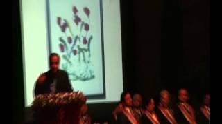 Dr devi shetty speech on SDM Medical college's 06-07 batch graduation day.
