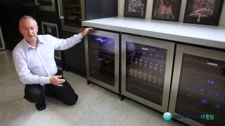 50-bottle Vintec Wine Storage Cabinet V40sges3 Reviewed By Product Expert - Appliances Online