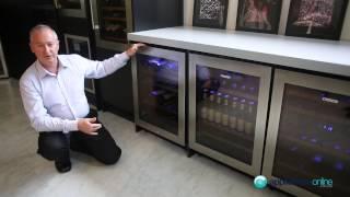 50-bottle Vintec Wine Storage Cabinet V40sges3 Reviewed By Product Expert - Appliances Online