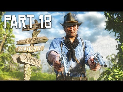 Red Dead Redemption 2 Gameplay Walkthrough, Part 18!! (RDR 2 PS4 Gameplay) thumbnail