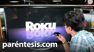 Roku 2, TV por streaming en México