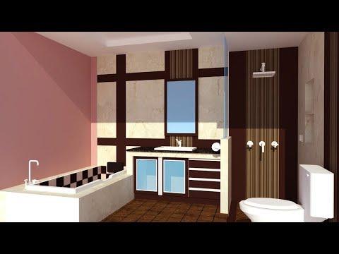 sketchup pro bathroom design - Myhiton
