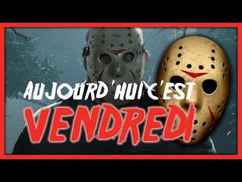JASON ADORE LE VENDREDI ! - Friday the 13th