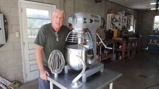 Hobart A200T 20 Qt Quart Commercial Bakery Pizza Dough Mixer on eBay!