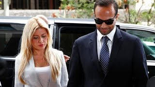 BREAKING: GEORGE PAPADOPOULOS SENTENCED TO 14 DAYS IN PRISON IN MUELLER PROBE FOR LYING TO FBI