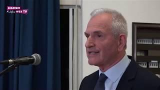 Ομιλία Χρ.  Ίντου για απελευθέρωση Αξιούπολης και Μακεδονίας-Eidisis.gr webTV