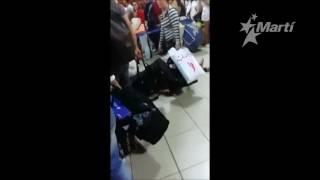 Incidente en Aeropuerto Internacional