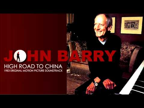 Download JOHN BARRY  'High Road To China'  Complete Original Motion Picture Soundtrack  1983