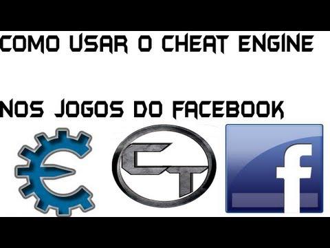 COMO USAR EL CHEAT ENGINE EN JUEGOS DE FACEBOOK  FunnyDog.TV