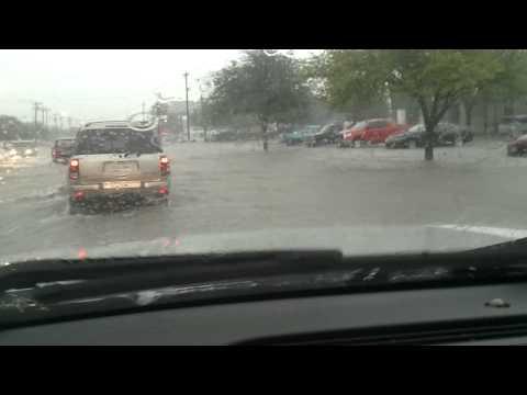 June 22, 2011 - McAllen, Texas Flooded!