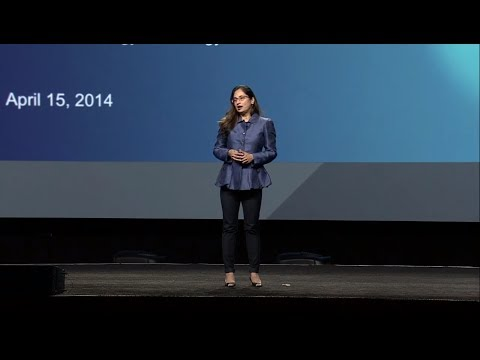 2014 Red Hat Summit: Padmasree Warrior, Cisco keynote