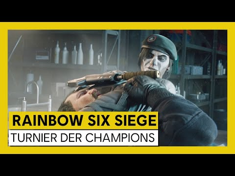 RAINBOW SIX SIEGE - DAS TURNIER DER CHAMPIONS (Road To S.I. 2020 Event) | Ubisoft [DE]