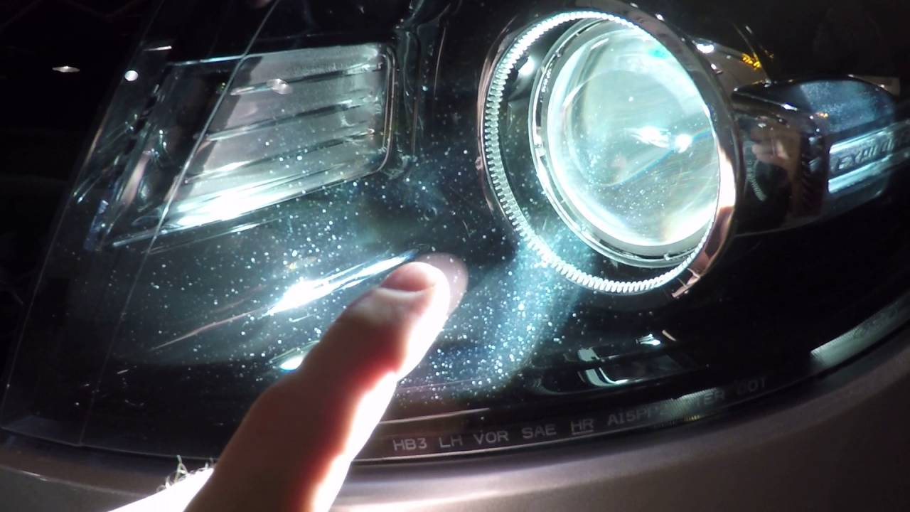 How To Headlight Aiming Alignment Projector Retrofit Youtube