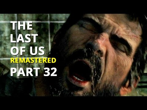 Let's Play THE LAST OF US REMASTERED Deutsch #32 - Unterirdischer Tunnel - (PS4)
