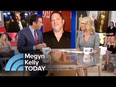 Harvey Weinstein's 'Story Has Started To Change': Ari Melber | Megyn Kelly TODAY