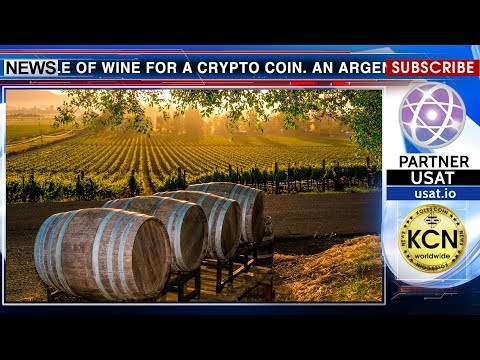wine article Crypto wine innovation conquers wineries