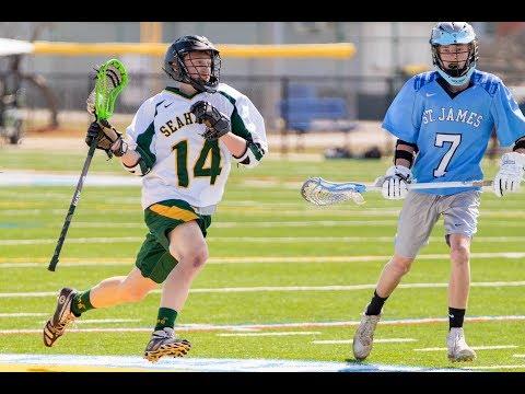 Tyler Flannelly Lacrosse reel 2020