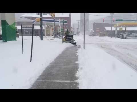 Sidewalk Shoveling - Plowing - Clearfield PA