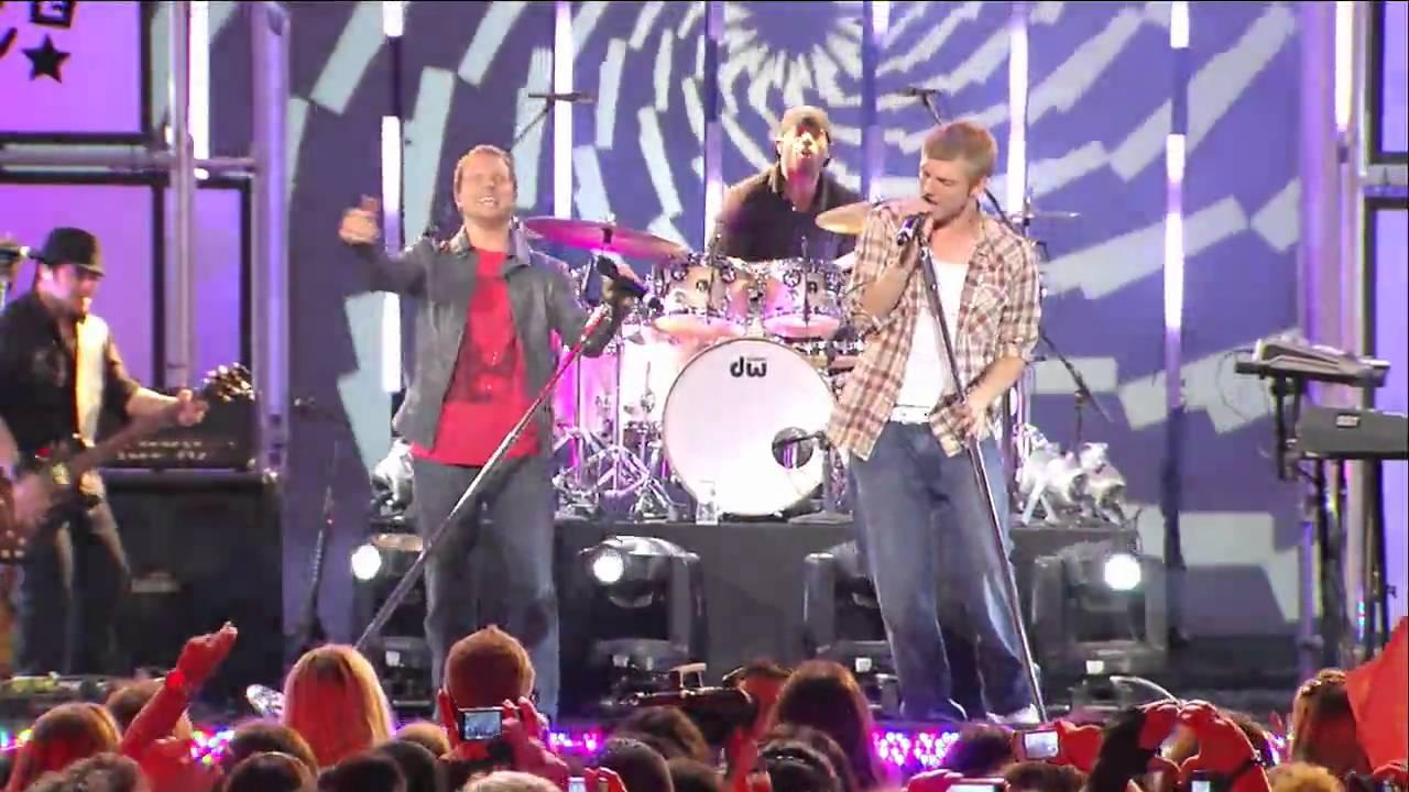 Backstreet Boys - BIGGER - LIVE - YouTube