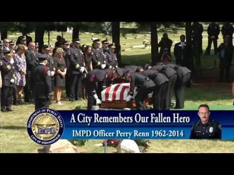 Officer Perry Renn, Full Length Tribute, Run Time 2 Hours 26 Min