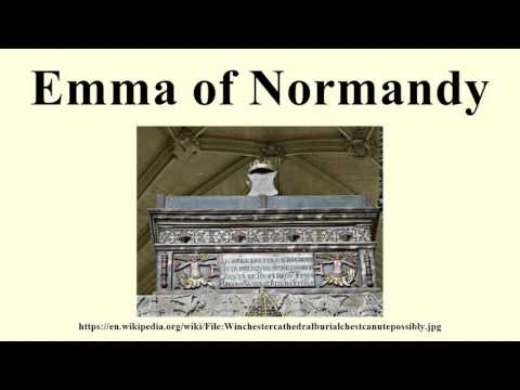 Emma of Normandy