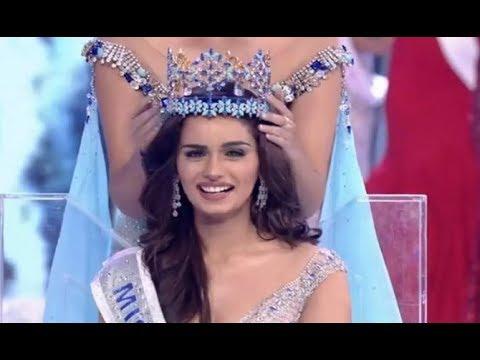 News Express - Hariyana Ki Beti Manushi Chhillar Bani Miss World 19.11.2017 Part 02