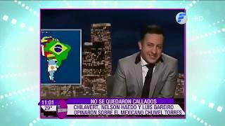 Las declaraciones que Chumel Torres hizo sobre Paraguay años atrás volvió a causar molestia.