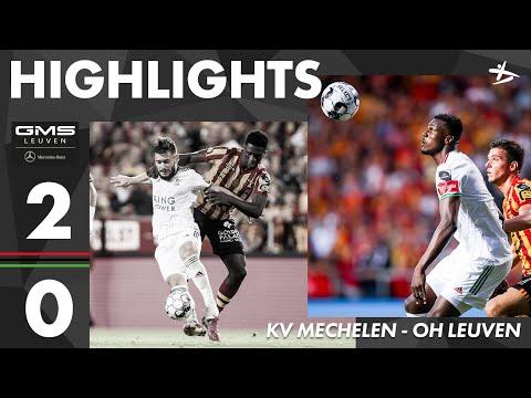Mechelen OH Leuven Goals And Highlights