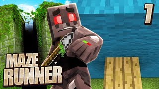 Minecraft Maze Runner Episode 1: Out of Bounds