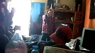 Vídeo Inedito De Adan Zapata Mente En Blanco ensayando y menseando