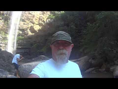Exploring Toccoa Falls In Georgia