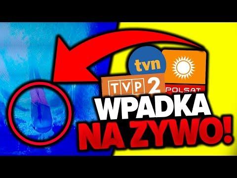 😲 3 Wpadki W Polskiej Telewizji Na ŻYWO! | ZairoxTV
