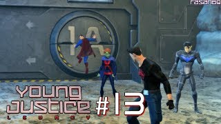 Young Justice Legacy [PC] walkthrough part 13
