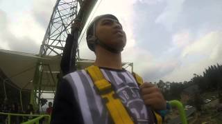 Dahilayan Adventure Park (Sky Tower Base Jump)
