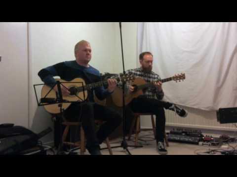Chicken a la Swing - Guitar Duo (Jonny McCourt and Ramon Goose)