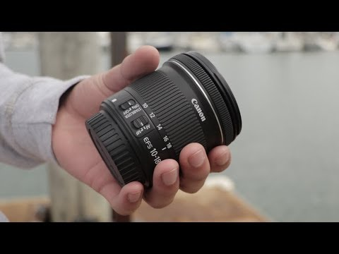 Canon 10-18mm Review - 5 Years Later
