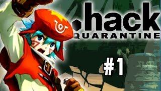 .hack// - Part 4 - Quarantine [UNDUB] [Part 1] [Server Crash]