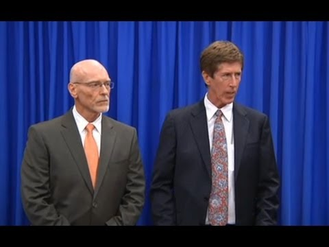 "Zimmerman After-Verdict: Victors Presser: Don ""Walter White"" West and Mark ""Atticus Finch"" O'Mara"