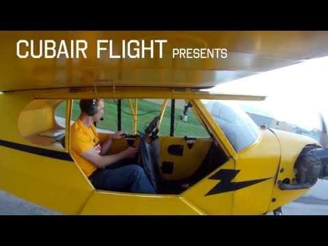 Golden Wings: Flying Piper J-3 Cubs at Cub Air Flight