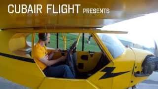golden wings flying piper j 3 cubs at cub air flight