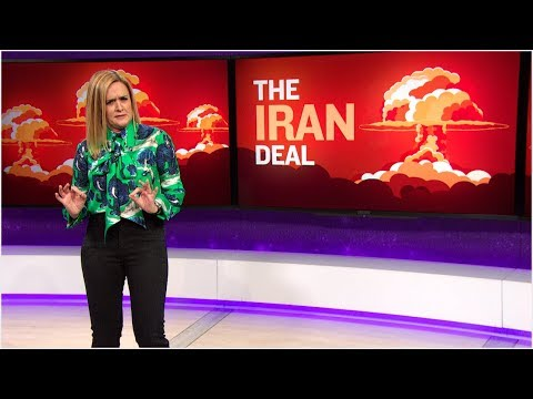Art of the Iran Deal   May 9, 2018 Act 2   Full Frontal on TBS